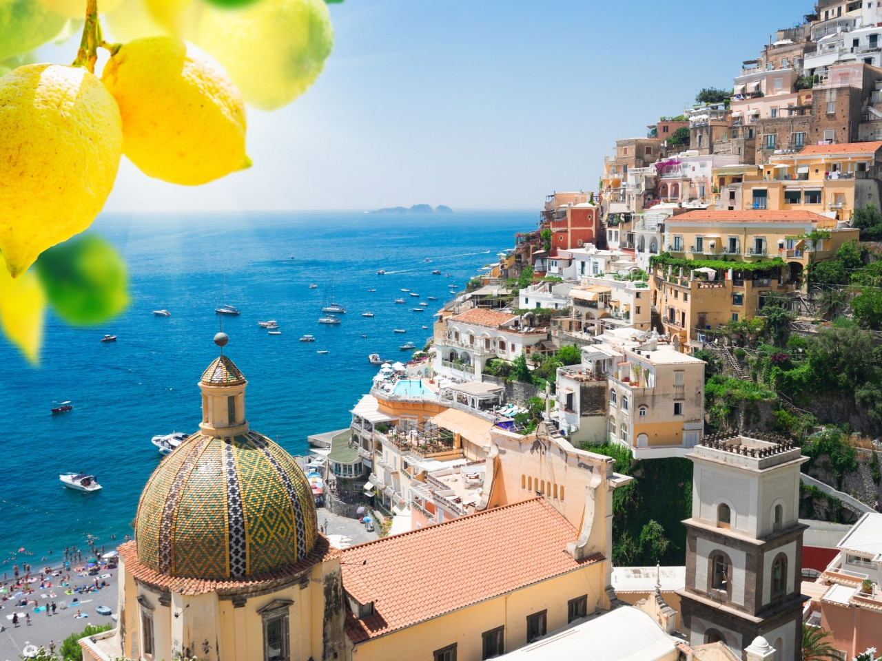 Tour di Positano con Limoncello e ceramiche | Star cars private tours