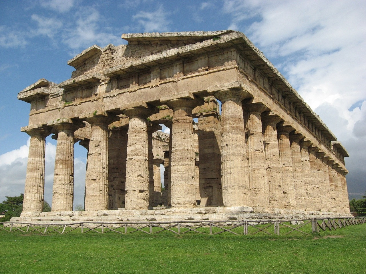 Tour of Paestum with buffalo mozzarella tasting Star cars luxury tours